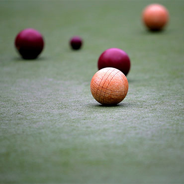Bocce Surfaces
