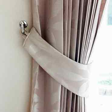 Custom Made Draperies
