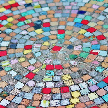 Mosaic Tile (glazed)