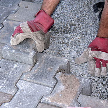 Paver (interlocking)