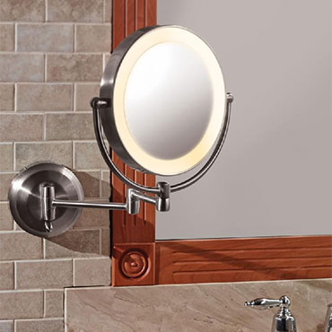 Lighted Magnification Mirrors