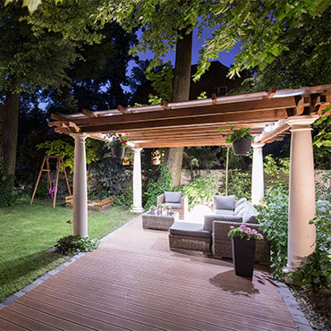 Patios/Sunroom Lighting