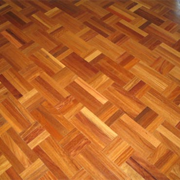 Prefinished Solid Parquet