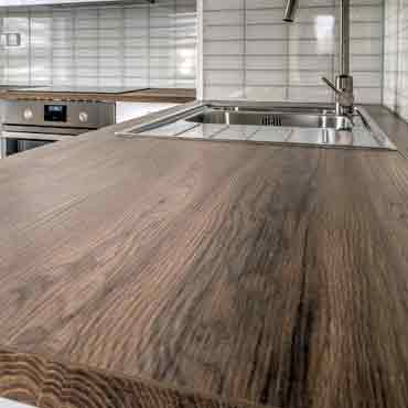 Wood Butcher Block Countertops