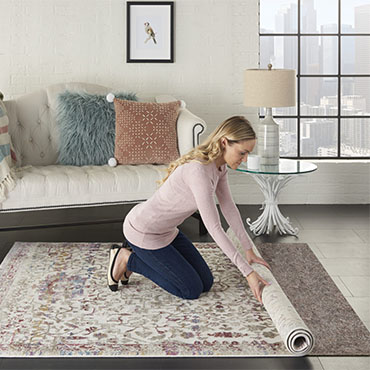 How To Lay Out Your New Rug