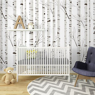 4 nursery design trends you'll love now - and later!