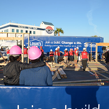 Habitat For Humanity And Lowe's Help 1,000+ Families Get Into Safe, Affordable Homes For The Holidays