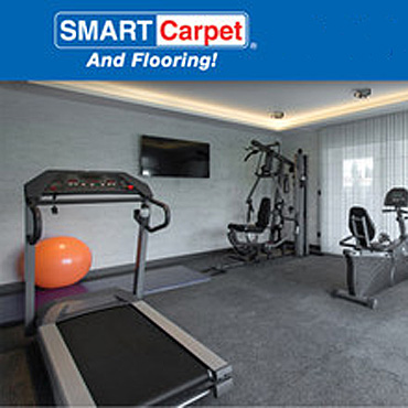 SMART Carpet and Flooring Offers Multiple Options for the Home Gym