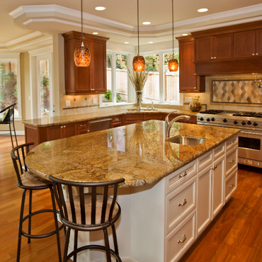 Granite-Tops  - Countertop and Surfaces