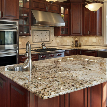 Custom Granite Fabrication