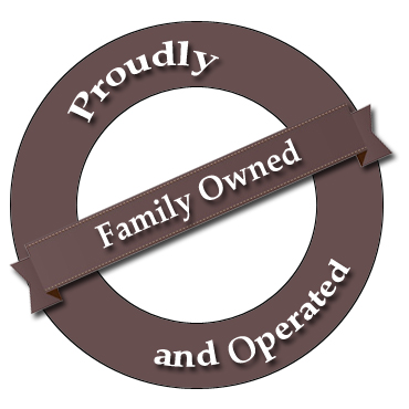 We are a family owned and family run business with a reputation built on service