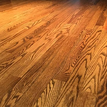 Today S Hardwood Flooring Can Be Specified For Just About Any Interior E Acrylic Impregnated Wood Performs The Best Kitchens Powder Room