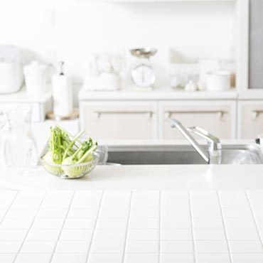 Ceramic Tile Counter Tops Are Inexpensive Durable And Easy To Clean Making Is A Really Good Choice For Countertops In The Average Home
