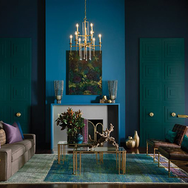 How to use color psychology when painting your home