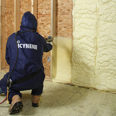Icynene spray foam insulation, a home improvement solution that delivers ROI year over year