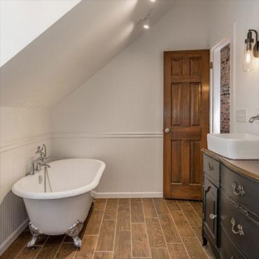 Is Luxury Tile the Same as Linoleum Flooring?