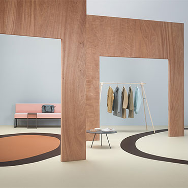Marmoleum Solid Sheet