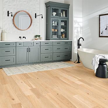 HydroBlok™ Waterproof Hardwood Flooring