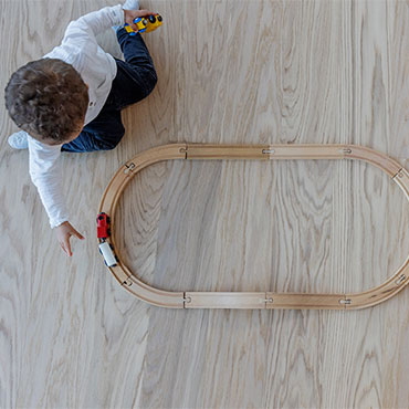 WOODEN FLOORS FOR REAL LIFE