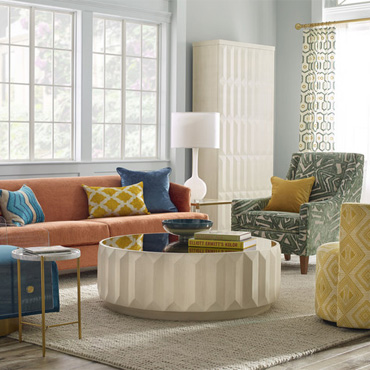 Be the First to see Mitchell Gold + Bob Williams New Spring 2019 Collection